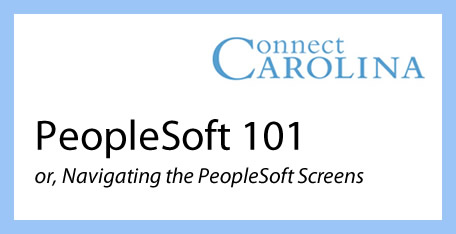 Webinars Help You Prepare for ConnectCarolina - Thumbnail