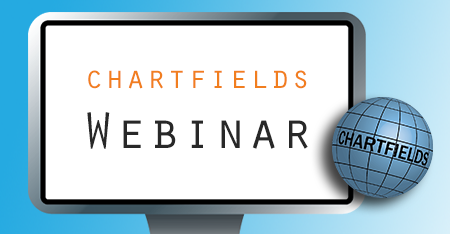 Chartfields Webinar Available