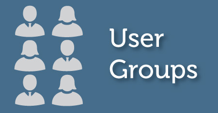 Gain New Skills at User Groups