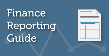 Finance Reports - Quick Reference Guide