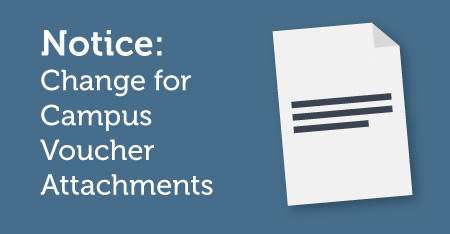 Campus Voucher Attachments