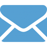 This is an image of a Carolina Blue envelope.